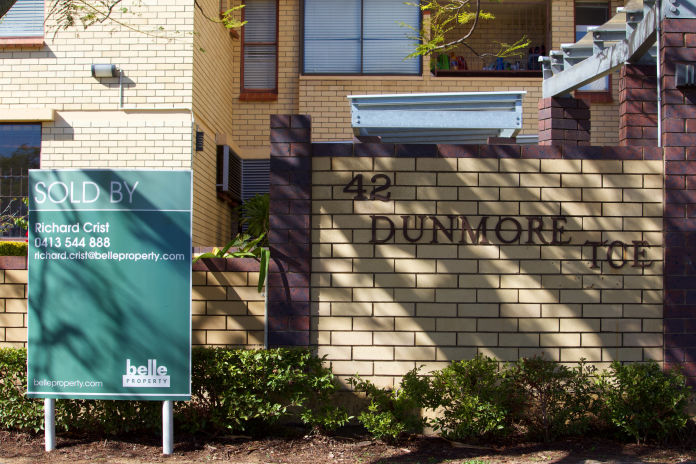 42 Dunmore Terrace Apartment sold by Richard Crist