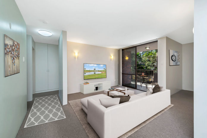 Richard Crist Real Estate Agent 2 Bedroom Apartment Indooroopilly For Sale / Sold